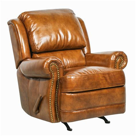 barcalounger recliner chairs barcalounger regency ii leather recliner chair leather