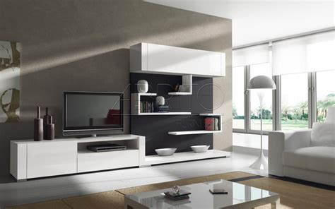 living room wall units modern living room interior design tips tv wall unit 05