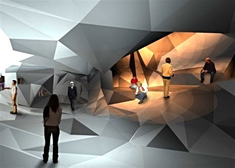 Interior Architecture Make Artistic Sense Of Your   using our 5 senses to morph boring trade show displays
