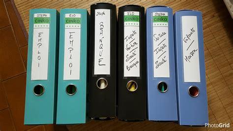 Comment Organiser Ses Papiers by Comment Classer Les Papiers Administratifs Phase 2