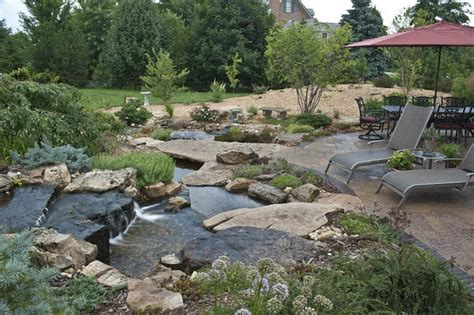 Garden Pond Ideas 53 Cool Backyard Pond Design Ideas Digsdigs