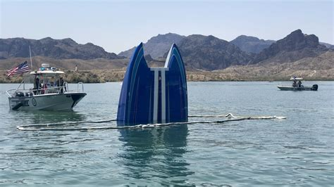 boat crash lake mohave 3 injured after being thrown from boat on lake havasu ksnv