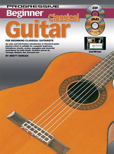 guitar book for beginners teach yourself how to play guitar songs guitar chords theory technique book lessons books progressive beginner classical guitar