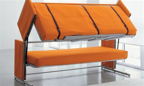 sofa bunk bed space saving furniture small space shape shifters 13 transforming furniture
