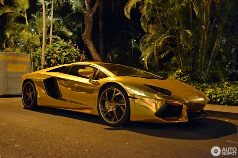 Gold Lamborghini For Sale Lamborghini Aventador Lp700 4 Roadster 31 October 2016