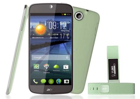 Smartphone Acer Liquid Jade Acer Liquid Leap Fitness Band Announced Comes With Liquid