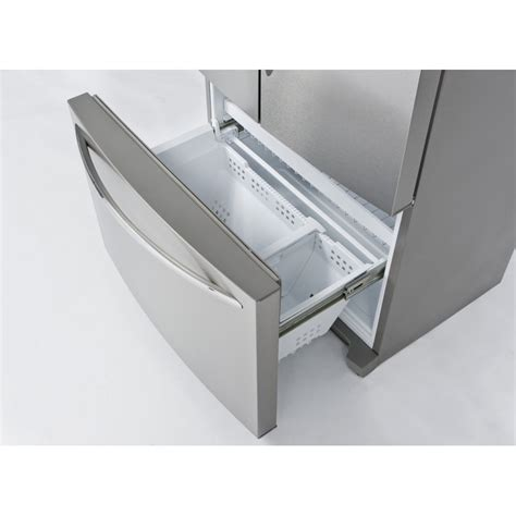 frigidaire gallery refrigerator replacement drawer frigidaire gallery fghf2366pf counter depth french door