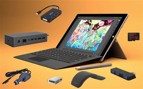 best accessories for best microsoft surface pro 3 accessories