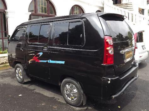 Lu Depan Mobil Carry Klikunic Kawin Silang Carry Dan Avanza