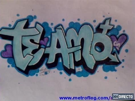imagenes que digan victoria graffitis de te amo arte con graffiti