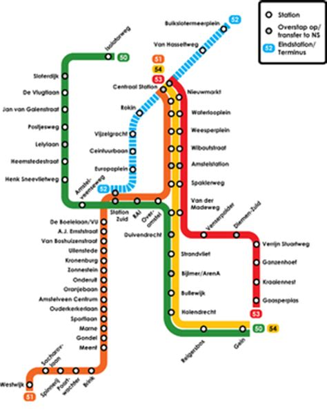al a aa 阿姆斯特丹地鐵 維基百科 自由的百科全書