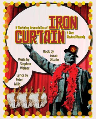 what was the iron curtain during the cold war iron curtain takes to the stage the village vault