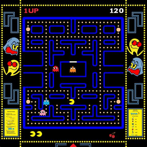 Pac Man (Franchise)   Giant Bomb