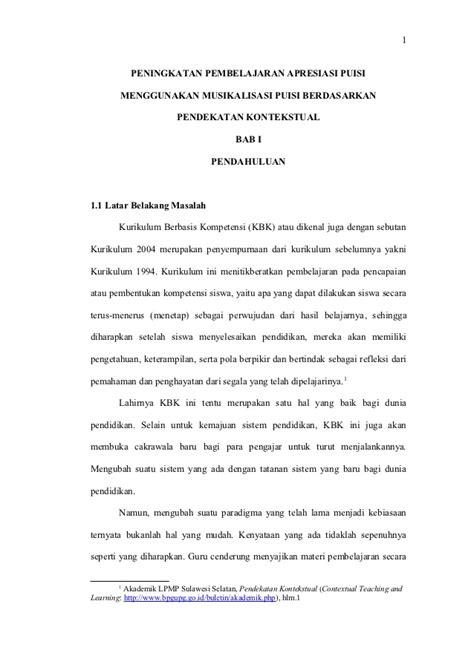 proposal penelitian tindakan kelas upaya peningkatan proposal penelitian tindakan kelas