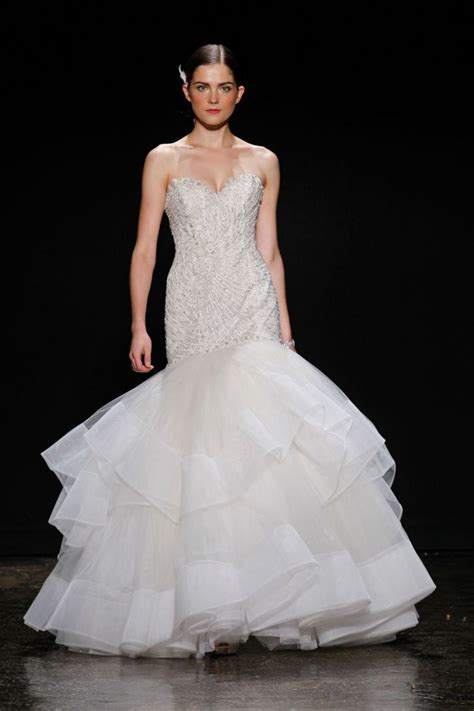 lazaro wedding dresses 2014 16 covetable bridal gowns from lazaro 2014 onewed