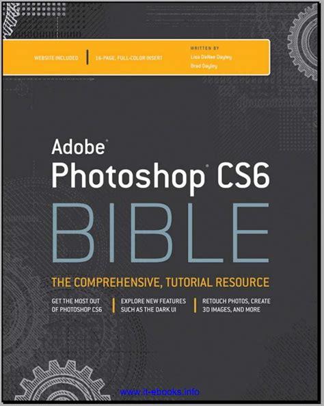 Adobe Illustrator Cs6 Bible Pdf | vanxy 무료 ebook adobe photoshop cs6 bible 포토샵 cs6 바이블