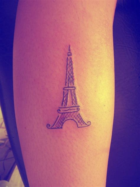 eiffel tower tattoo eiffel tower tattoos designs ideas and meaning tattoos