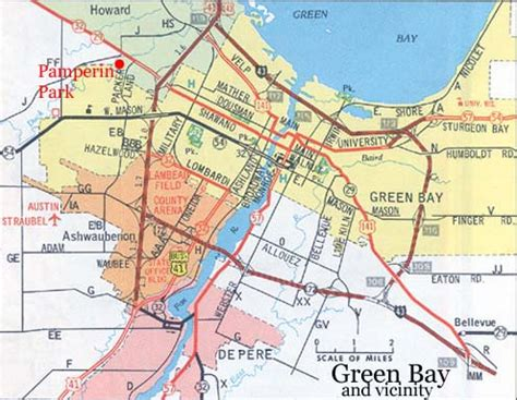 green bay map green bay wi pictures posters news and on your pursuit hobbies interests and worries