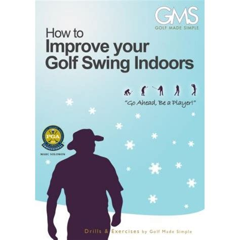 How To Improve Golf Swing by How To Improve Your Golf Swing Indoors