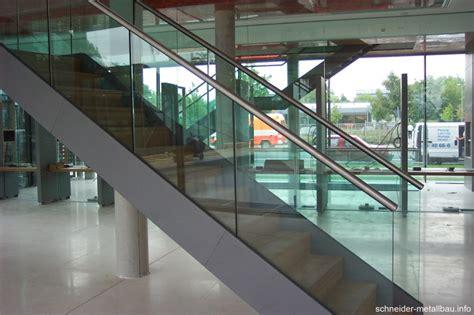 Schiebetüren Aus Glas Für Innen by Schneider Metallbau Kastellaun Innentreppen Aus Glas Und