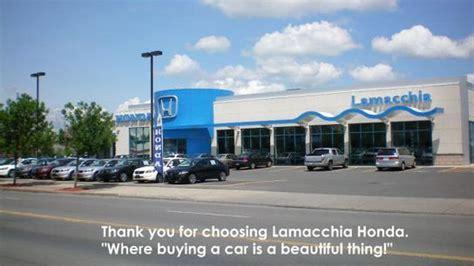 Lamacchia Honda by Lamacchia Honda Syracuse Ny 13204 2208 Car Dealership