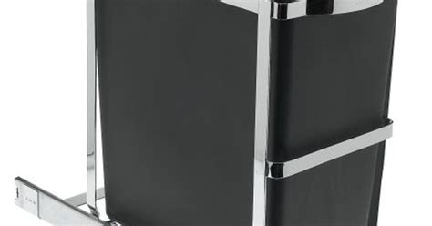 simplehuman counter pull out trash can commercial