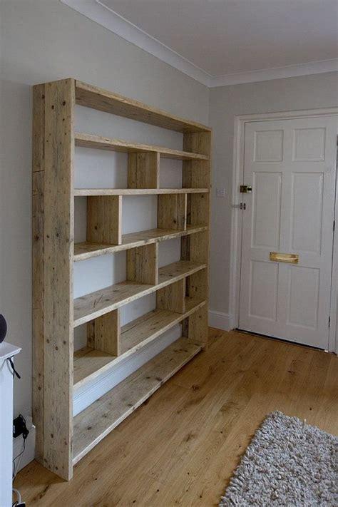 large bookcase ideas  pinterest diy