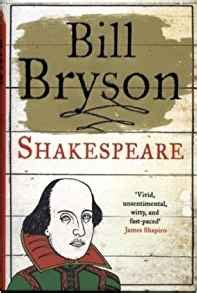 shakespeare the world as a stage bill bryson