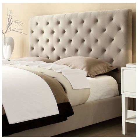 modern tufted headboard modern diamond button tufted taupe upholstered padded