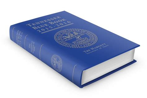 blue books 2015 2016 tennessee blue book tennessee of state
