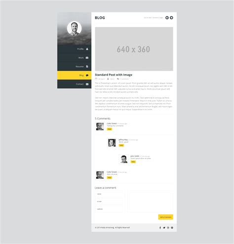premium layers html vcard resume template free premium layers html vcard resume template by premiumlayers themeforest