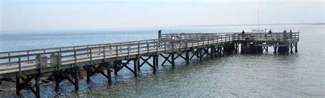 pier engineering engineer wharf fishing pier fort monroe authority