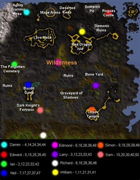 osrs runescape wilderness map cape merchants old school runescape wiki fandom