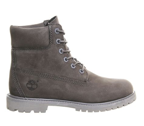Boots Timberland Premium Size 10w Second 1 timberland premium 6 boots grey mono nubuck ankle boots