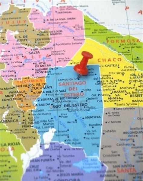 santiago estero argentina 3520399 mapa de la argentina santiago estero