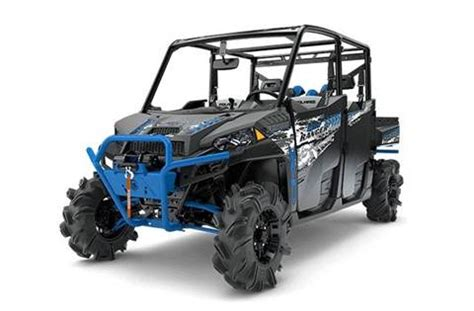 new polaris industries ranger® crew models for sale in