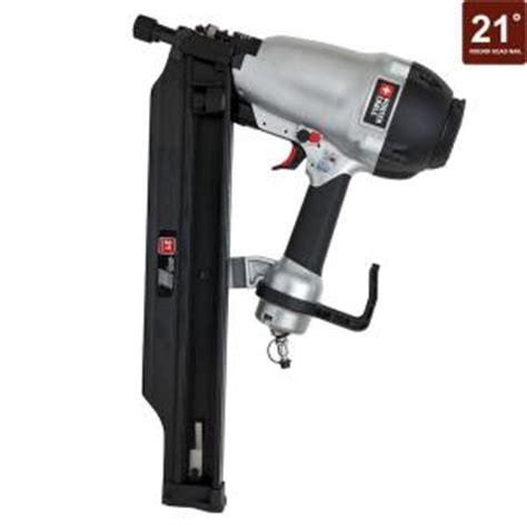 porter cable 3 1 2 in 21 degree framing nailer