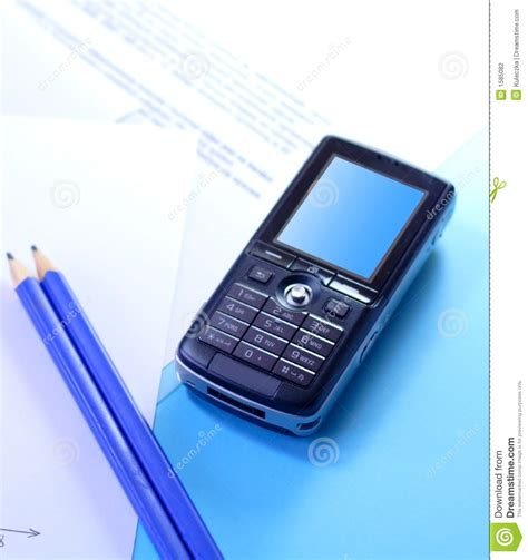 docs mobile documents and mobile phone stock photography image 1585082