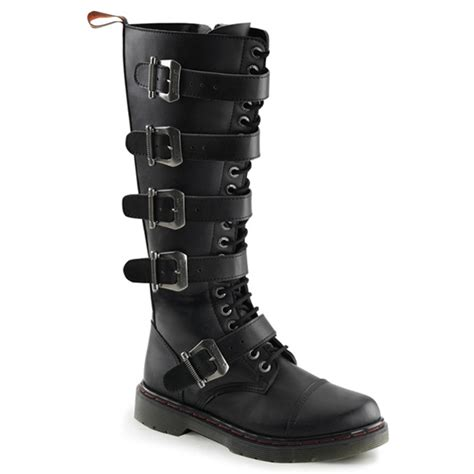 demonia boots mens demonia defiant 420 s combat boots demonia