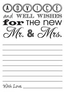 Marriage Advice Cards Templates by 17 Best Ideas About Marriage Advice Cards On