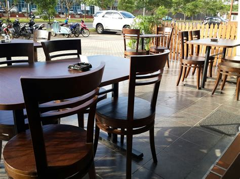 Meja Untuk Cafe ツ 15 model harga meja kursi cafe warung kopi indoor