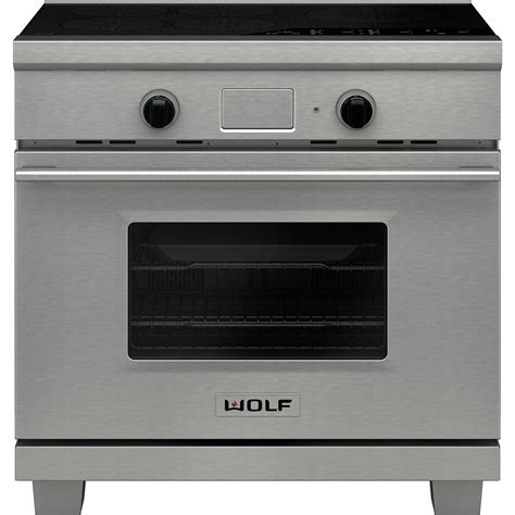Induction Cooktop Deals Wolf Ir365te S Th 36 Quot Transitional Induction Range