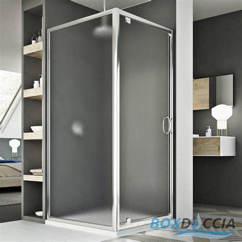 cabina doccia vetro box cabina doccia apertura a battente anta chiusura