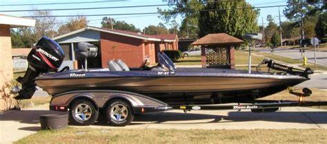bass boat central setup triton