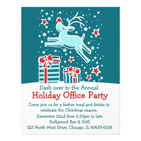 28 best office christmas flyer office holiday party