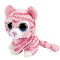 peppermint the lil sweet and sassy stuffed pink tiger by