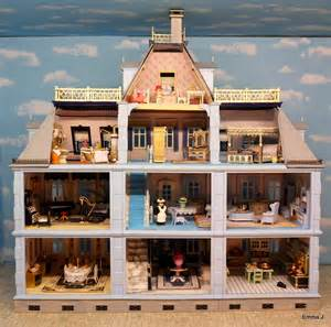 Victorian Dining Table by Blue Mansion Emma J S Playmobil