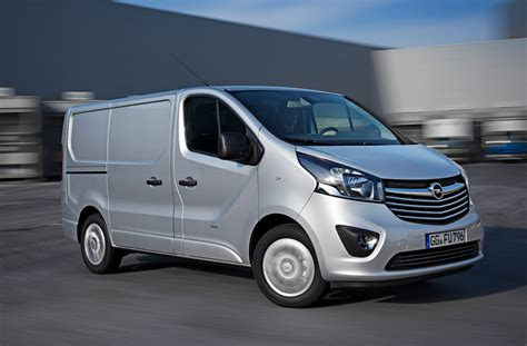 opel vivaro all new opel vivaro van goes on sale in europe autoevolution