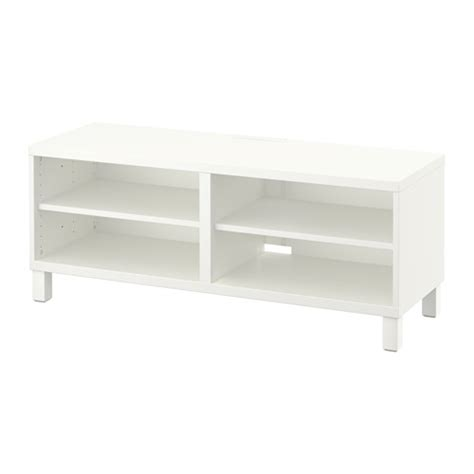 besta tv bench best 197 tv bench white ikea