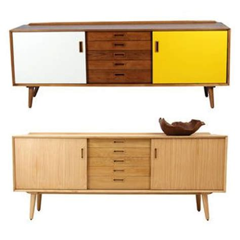 mid century buffet table mid century modern tables and buffet tables on